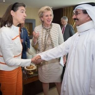 Бельгія першою в світі призначила жінку послом у Саудівській Аравії