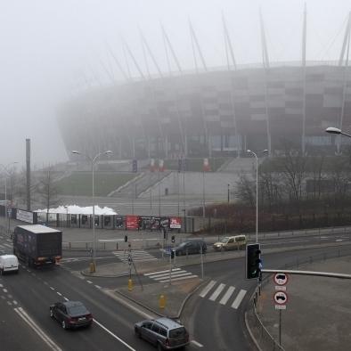 Сьогодні вранці у Польщі зафіксовано найбільший рівень смогу в Європі