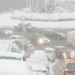 Обмеження в'їзду вантажівок у Київ через негоду можуть тривати до 20 грудня