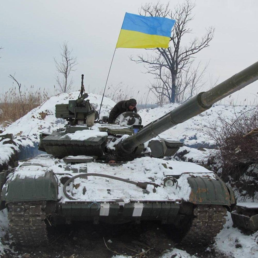 Київ хоче домовитися про припинення вогню на свята