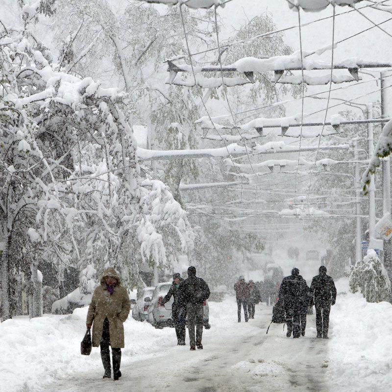 Циклон відступить з більшої частини території України 20 грудня