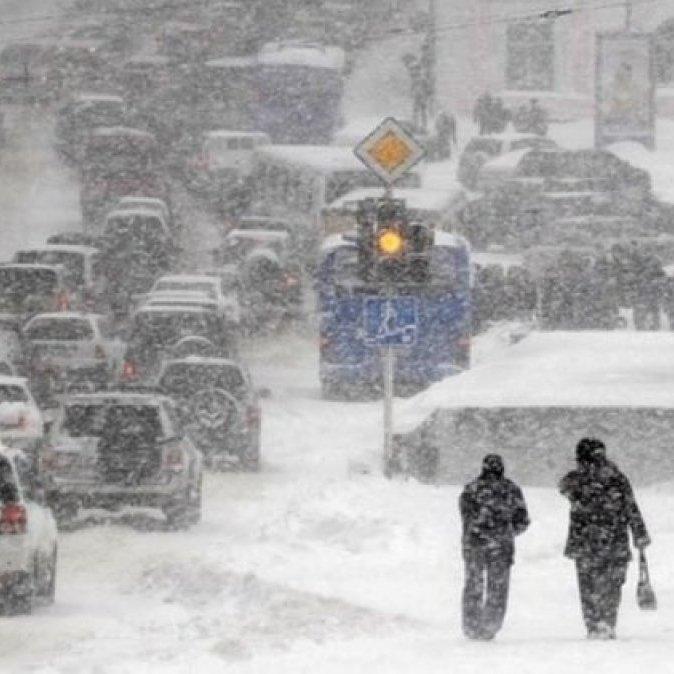 В Києві 20 грудня похолодає і знову піде сніг