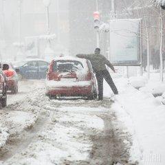 Сніговий колапс в Україні: доставка пошти затримується