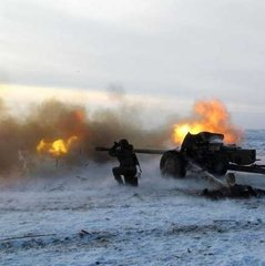 Бойовики здійснили 21 обстріл позицій сил АТО: більше 10 сіл потрапили під вогонь