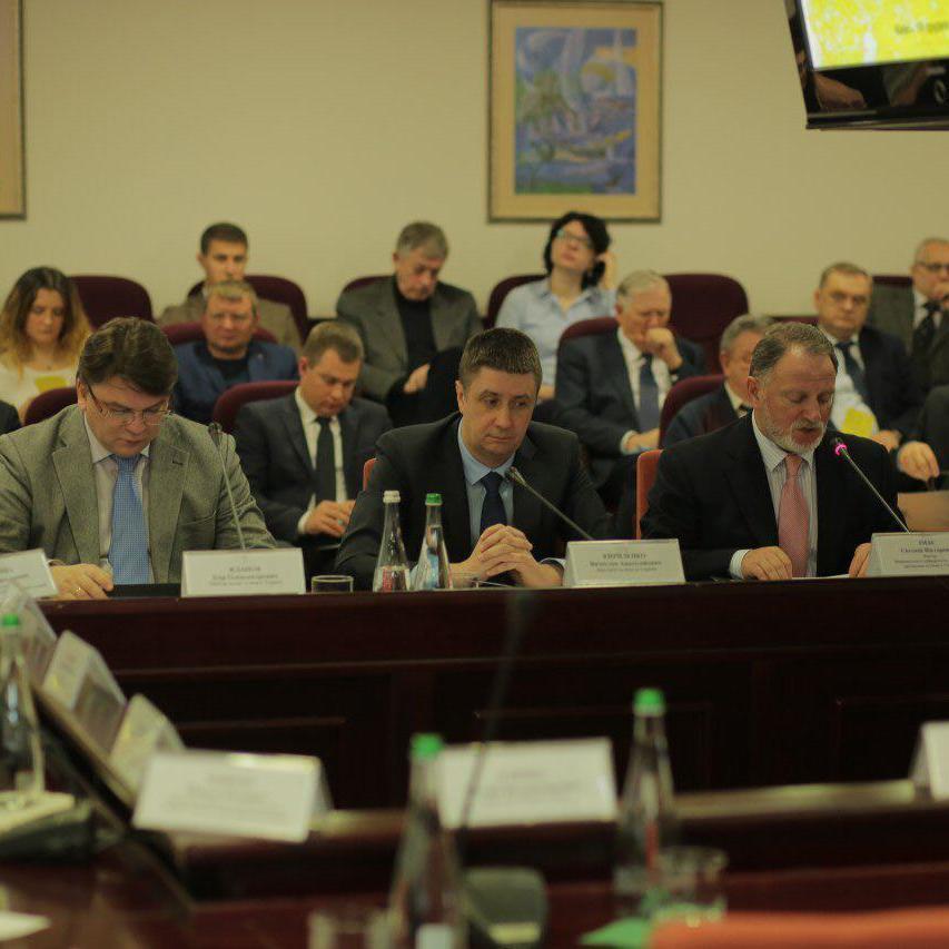 У Києві обговорили проведення Всесвітньої Універсіади
