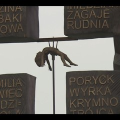 Дитина на вилах і голови на палях: у Польщі показали новий пам'ятник жертвам Волинської трагедії (фото)