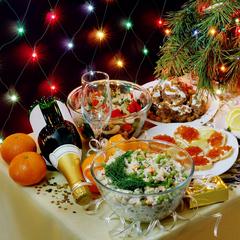 Які страви на новорічному столі є найнебезпечнішими