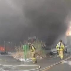 В Південній Кореї в спортклубі сталась пожежа: 23 загиблих (відео)