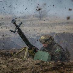 З початку доби російські найманці 7 раз обстріляли українські позиції - штаб