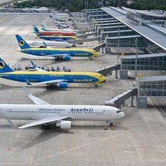 Аеропорт Бориспіль закрили: літак зійшов зі смуги