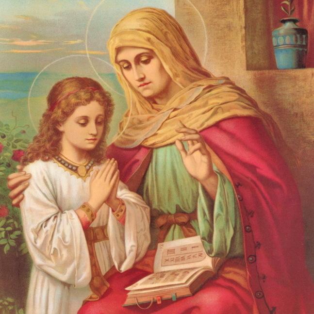 Сьогодні Анни: в цей день жінки можуть просити в святої про найзаповітніше
