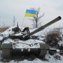 З початку доби бойовики 11 раз обстріляли українські позиції - штаб АТО