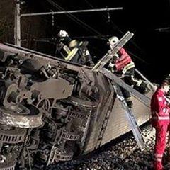 В Австрії зіткнулися два пасажирських потяги: є постраждалі