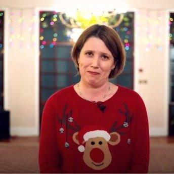 Посольство Великобританії оригінально привітало українців із різдвяними святами (відео)