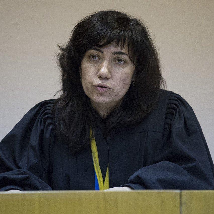 ВРП відкрила дисциплінарну справу щодо судді, яка не заарештувала Саакашвілі