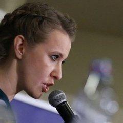Собчак оприлюднила передвиборну програму: там є чимало про Україну
