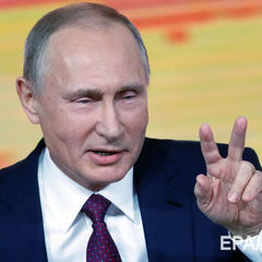«Единая Россия» підтримала рішення Путіна йти на вибори президента РФ самовисуванцем