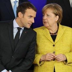 Росіяни на Донбасі: Макрон і Меркель оприлюднили спільне бачення