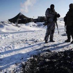«Новорічне перемир'я»: бойовики обстріляли сили АТО під Авдіївкою й Луганським