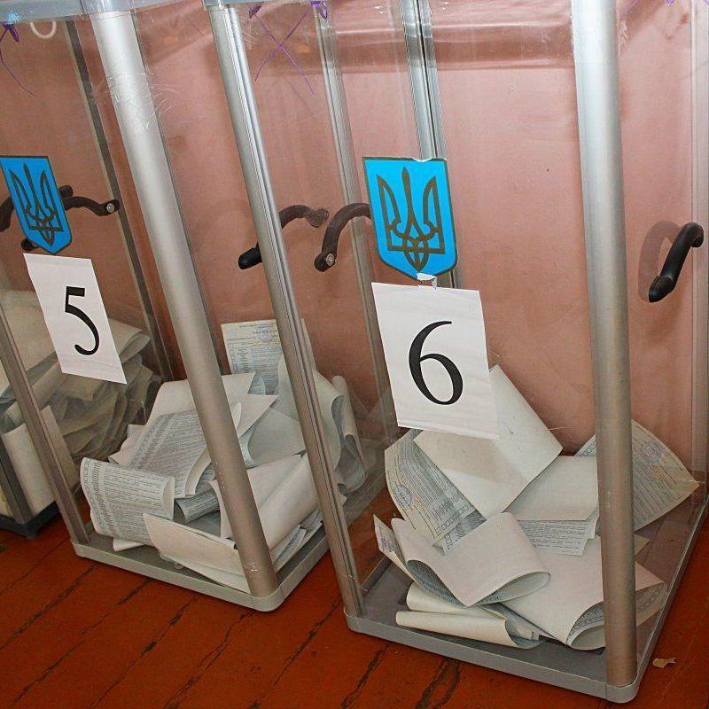 В Україні проходять місцеві вибори
