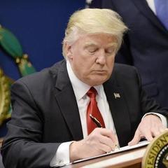 В США частково скасували заборону Трампа на в'їзд біженців із 11 країн