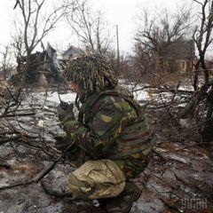 З початку доби бойовики обстріляли околиці Авдіївки із гранатометів - штаб