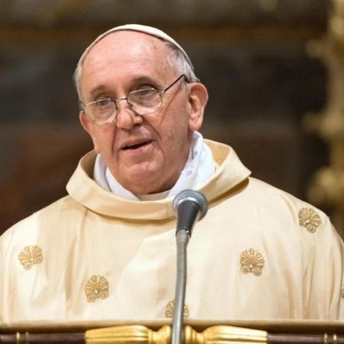 Папа Римський у Різдво попросив звільнити усіх викраденних