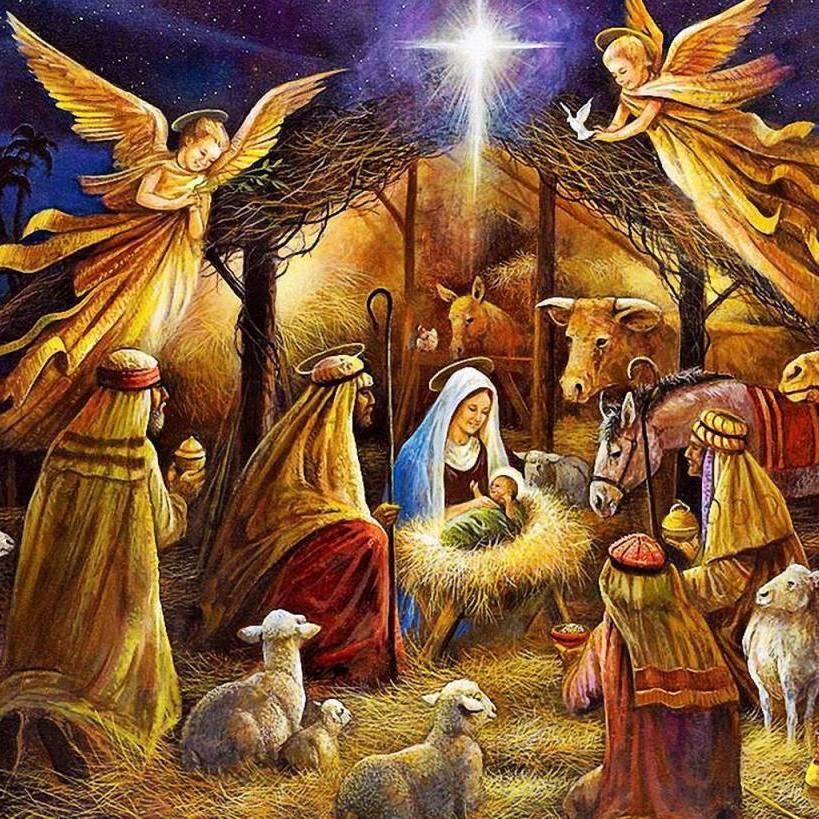 Українці вперше офіційно святкують Різдво 25 грудня