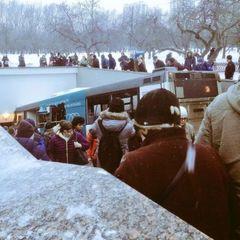 В Москві автобус в'їхав у підземний перехід: четверо людей загинули (фото)