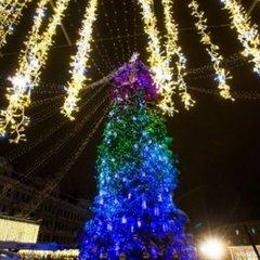 Якою буде погода в Україні на Новорічну ніч - синоптик