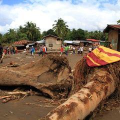 Філіппінами пронісся потужний тайфун, 230 осіб загинули