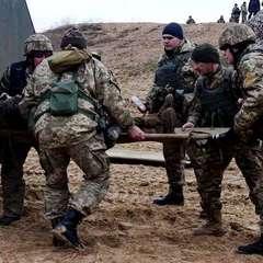 Українські військові понесли втрати в зоні АТО: є загиблий та поранені