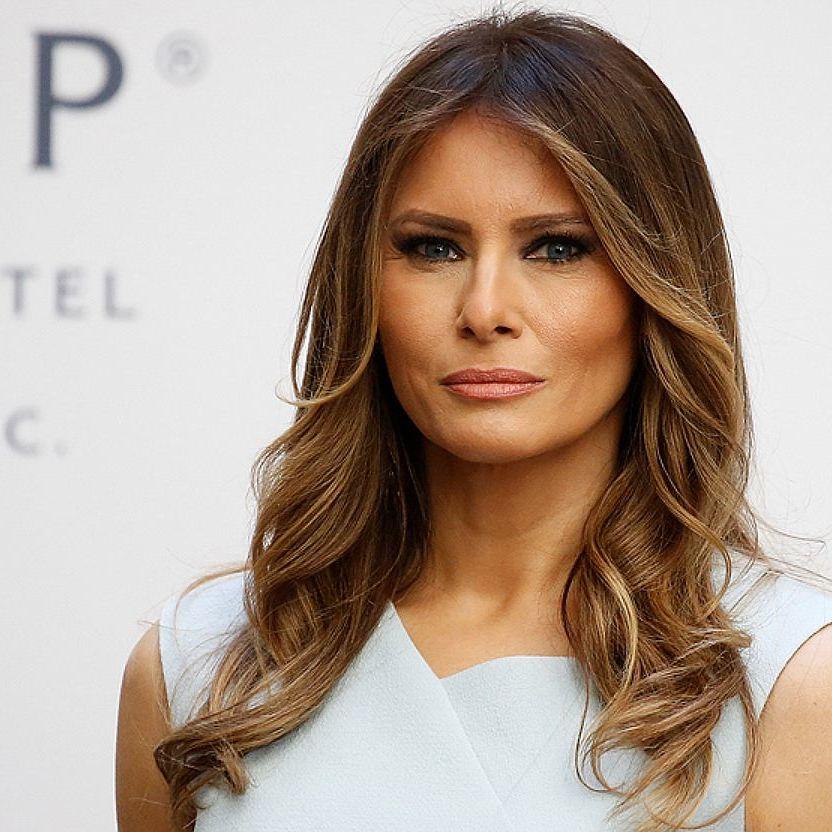 Меланія Трамп дозволила спиляти 200-річну магнолію на галявині Білого дому