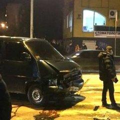 В Івано-Франківську п'яний священник влаштував ДТП, а потім втік із місця події