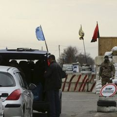 Окупанти не пускають до Криму українських таксистів