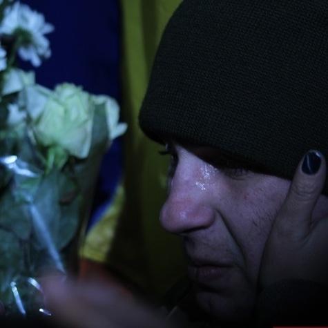 Обмін полоненими: як звільнених українців зустріли у Борисполі (фото)