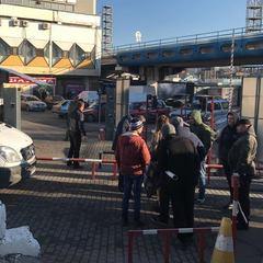 У Дніпрі ветерани АТО блокували автовокзал через відмову у пільговому проїзді
