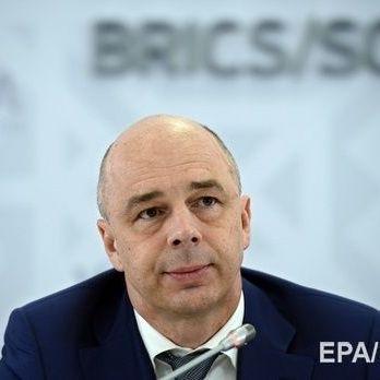 Міністр фінансів РФ заявив, що з Україною не ведуть переговорів щодо «боргу Януковича» в розмірі  млрд