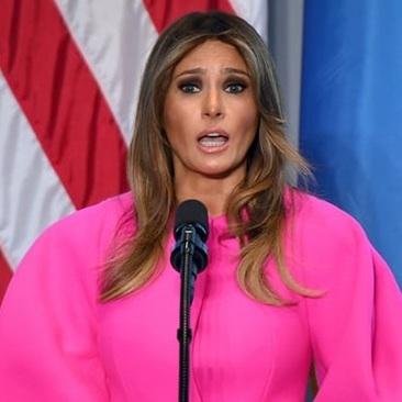Стилісти визначили найбільш зухвале вбрання першої леді США  (фото)