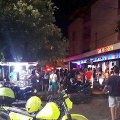 В Колумбії невідомий кинув гранату в нічний клуб: багато поранених