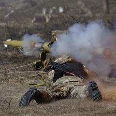 З початку доби бойовики двічі відкривали вогонь по українських позиціях - штаб