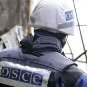 75 вибухів зафіксувала місія ОБСЄ на Донбасі