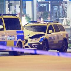 У Швеції підірвали поліцейський автомобіль