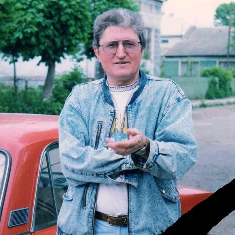 Помер заслужений діяч мистецтв, видатний гуморист Остап Федоришин