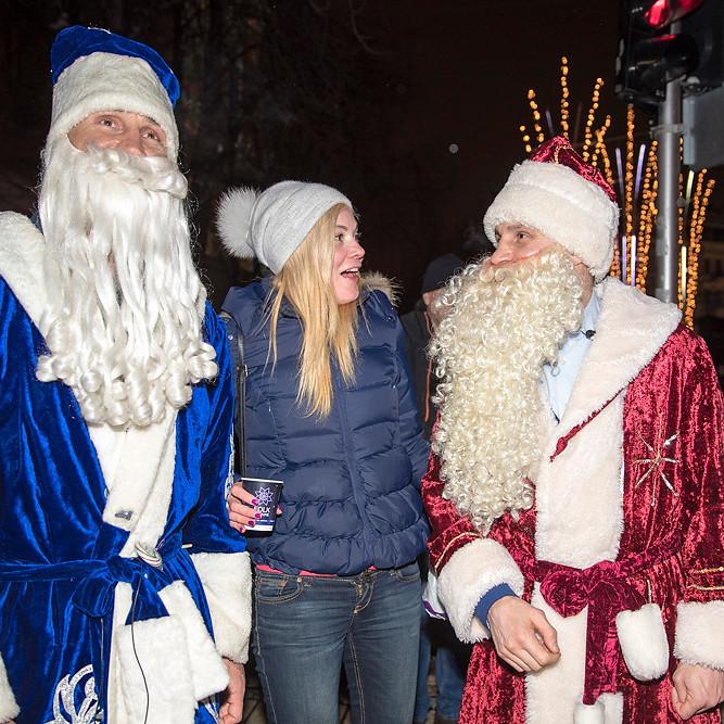 Брати Клички привітали українців з  Новим роком та Різдвом (відео)