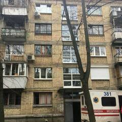 У Києві під час пожежі в квартирі загинув чоловік - ДСНС