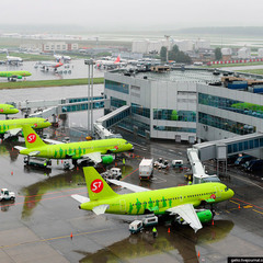 У Росії на Новий рік «замінували» 30 аеропортів