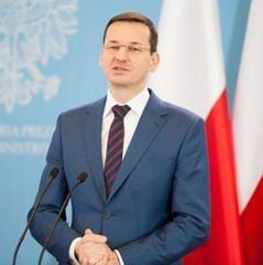 Прем'єр Польщі: Варшава допомагає ЄС, приймаючи українських біженців