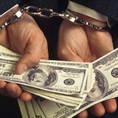 Під час отримання хабаря в 300 тисяч доларів був затриманий директор однієї з науково-дослідних установ