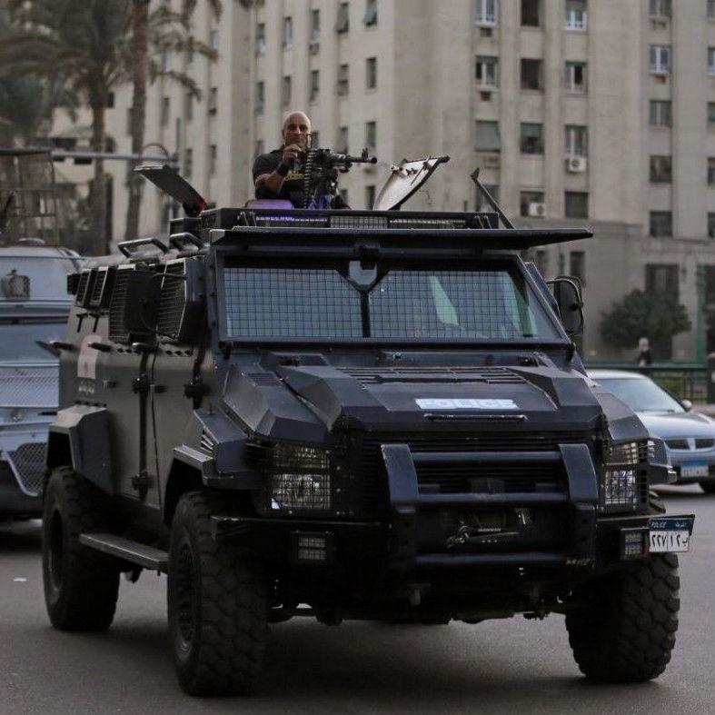 В Єгипті продовжили режим надзвичайного стану